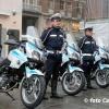 San Sebastiano, Polizia Municipale in festa