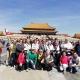 Pellegrini piacentini in Cina