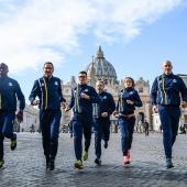 «Maratoneti del Papa»: è nata Athletica Vaticana