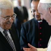 """Abu Mazen (Palestina): """"i cristiani sono il sale di questa terra"""". Presto in Vaticano da Papa Francesco"""